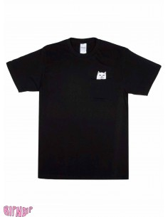 T-Shirt Ripndip Lord Nermal Black