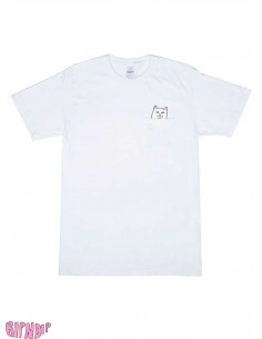 Camiseta Ripndip Lord Nermal Blanca