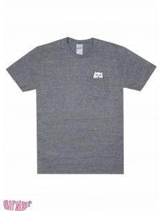 T-Shirt Ripndip Lord Nermal Gris