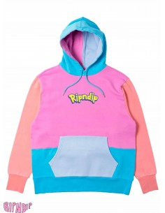 Ripndip Catch Em All Pink Hoodie