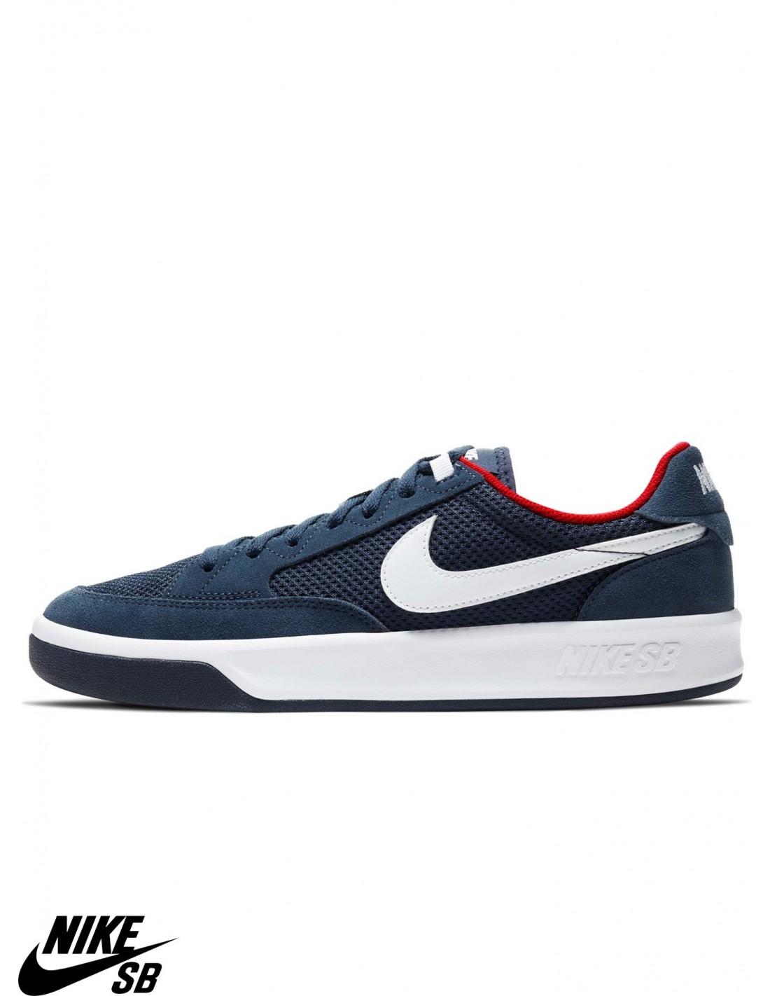 Chaussures Skate Nike SB Adversary Midnight Navy