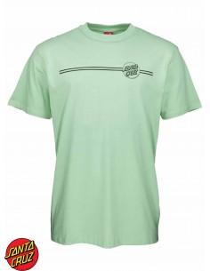 T-Shirt Santa Cruz Opus Dot...