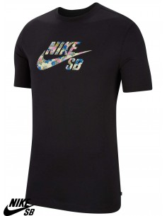 Nike SB Logo Black T-Shirt