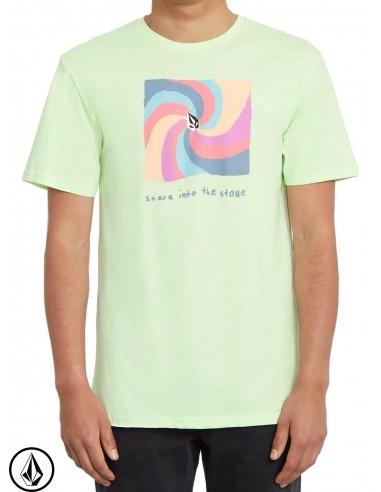 Volcom Earth People Key Lime T-Shirt