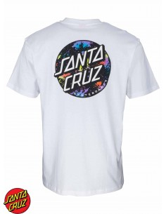 Camiseta Santa Cruz Dot...