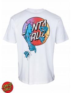 T-Shirt Santa Cruz Rob Dot...