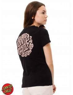 T-Shirt Femme Santa Cruz...