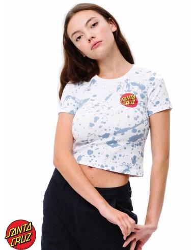 Santa Cruz Kit White Woman T-Shirt