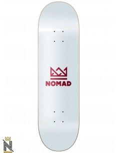Nomad Skateboards Crown Burgundy 8.43