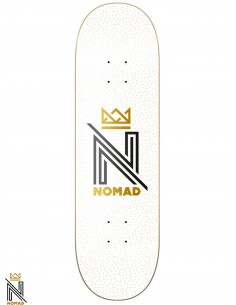 Nomad OG Logo White 8.50...