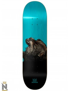 Nomad The Wolf Light Blue...