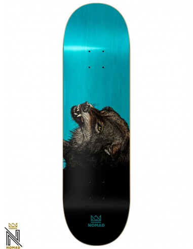 Nomad The Wolf Light Blue 8.13...