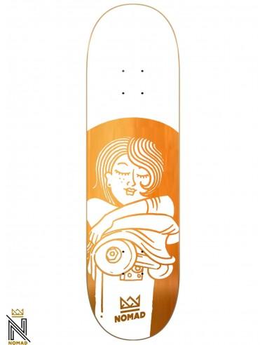 Nomad Boobies Orange 8.125 Skateboard...
