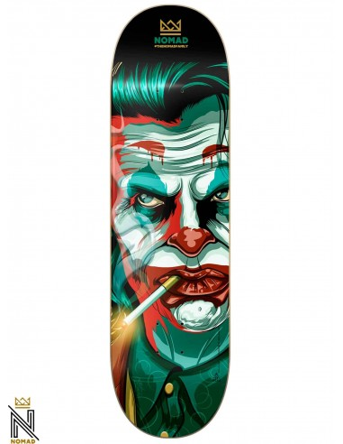 Nomad Joker 8.5 Skateboard Deck