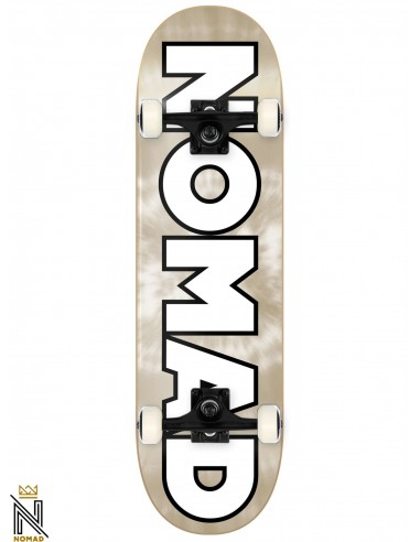 Nomad Chrome Dye Gold 7.875 Complete...