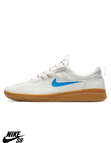 Nike SB Nyjah Free 2 Summit White LT