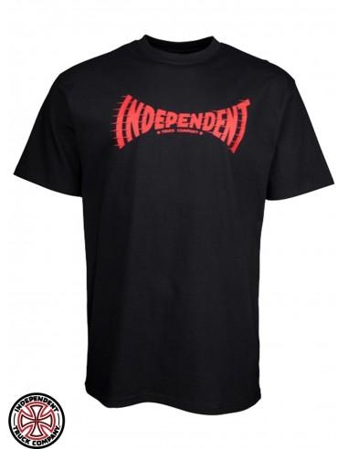 Independent Breakneck Black T-Shirt