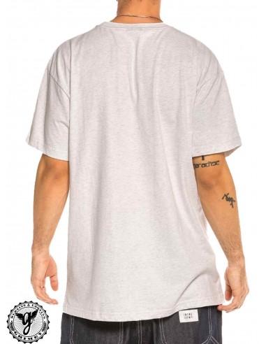 Grimey Oink Sport Grey T-Shirt