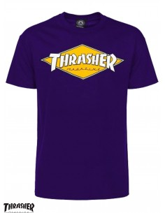 Thrasher Diamond Purple...