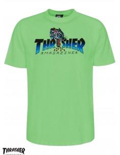 Thrasher Leopard Mag Mint...