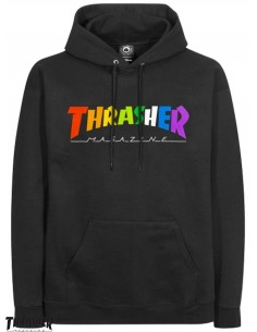 Thrasher Rainbow Mag Black...