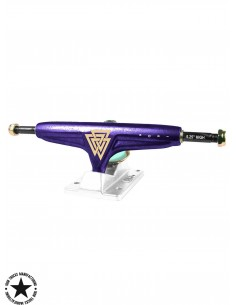 Iron Trucks Purple 5.25 High