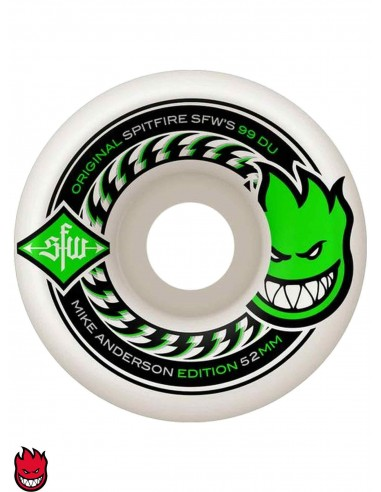 Spitfire Wheels Wides Anderson 52