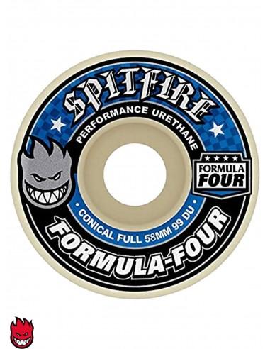 Spitfire Wheels Formula Four 58