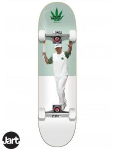 JART Weed Nation Legalize 7.87 Complete Skateboard