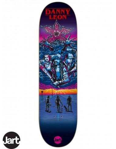 JART Skateboards Stranger Danny Leon 8.375