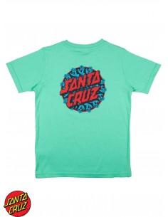 Camiseta niño Santa Cruz...