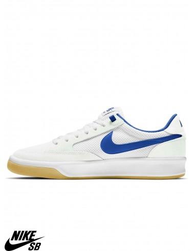Nike SB Adversary White Skate Shoes