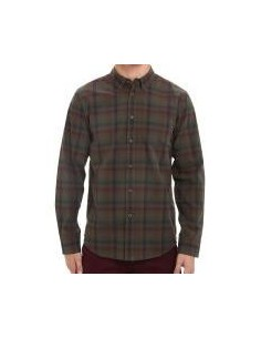 CAMISA OBEY JENSEN WOVEN ARMY MULTI