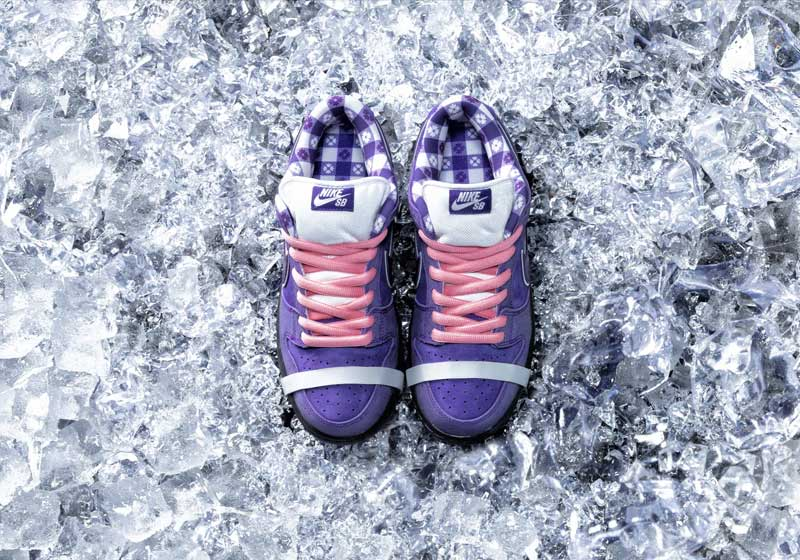 Concepts x Nike SB Dunk Lobster Ice