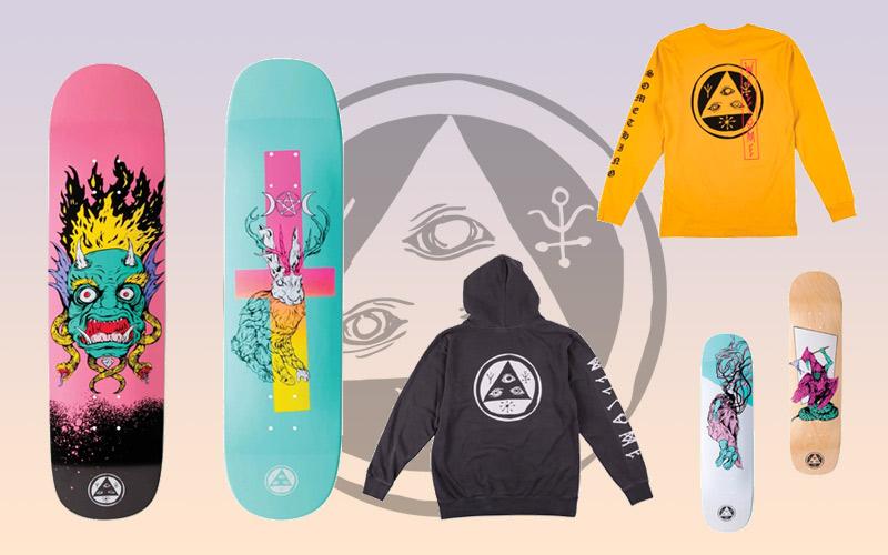 Varios productos Welcome Skateboards en La Dolce Vita Shop